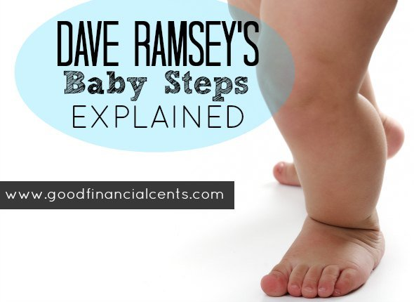 dave ramsey baby steps explained