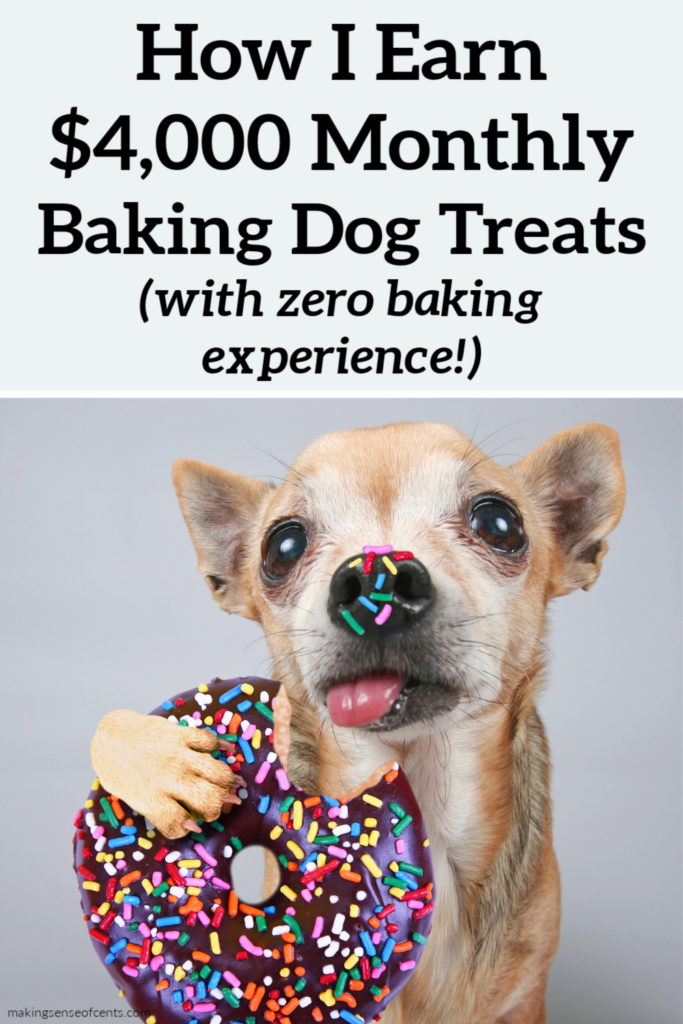 dog treat bakery business
